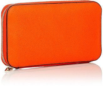 Valextra Women's Zip-Around Wallet