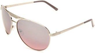 Rocawear Women's R411 GLD Aviator Sunglasses
