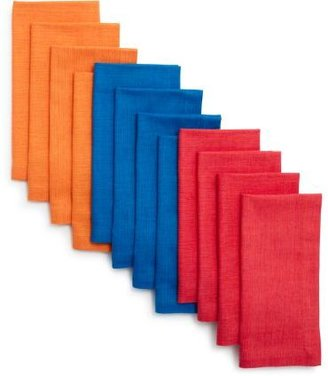 Sur La Table Ombre Napkins, Sets of Four
