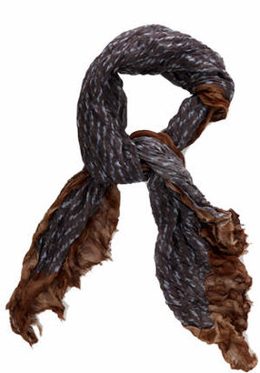 Yigal Azrouel Tribal Scarf