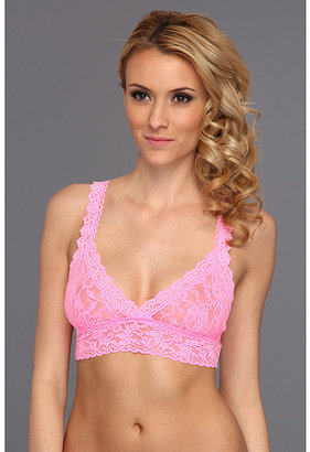Hanky Panky Signature Lace Crossover Bralette 113