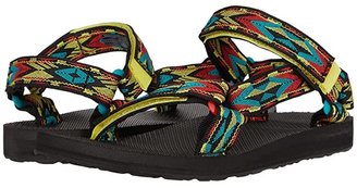 Teva Original Universal (Sun and Moon Insignia Blue) Women's Sandals