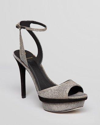Brian Atwood Platform Sandals - Femmefatal2 High Heel