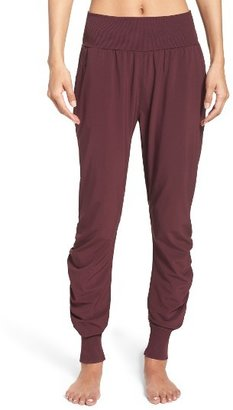 Women's Zella 'Desire' Shirred Pants $74 thestylecure.com