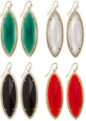 Kendra Scott Jessa Marquise Earrings