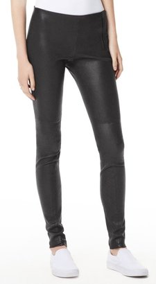 Theory Redell L Pant in Danish Leather