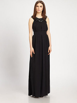 Raoul Silk Velda Gown