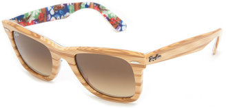 Ray-Ban Original Wayfarer Rare Prints Sunglasses