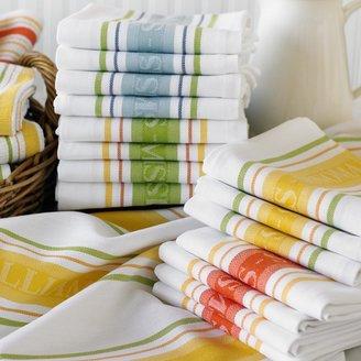 Williams-Sonoma Contrast Logo Towels, Set of 4, Sale