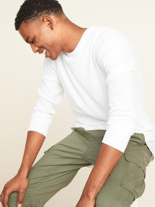 Old Navy Thermal-Knit Long-Sleeve Tee for Men