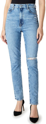 J Brand 1212 Runway High-Rise Slim Jeans