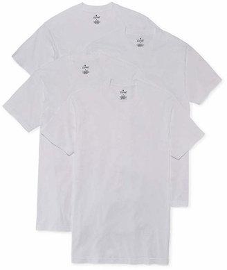 STAFFORD Stafford 4-pk. Cotton Crewneck T-Shirts