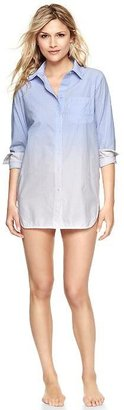 Gap Bleached stripe nightshirt