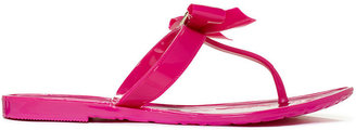 Rampage Obrinsky Jelly Thong Sandals