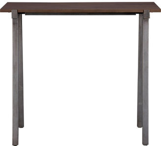 CB2 Vice High Dining Table