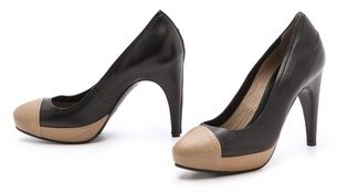CNC Costume National Corinne Platform Pumps