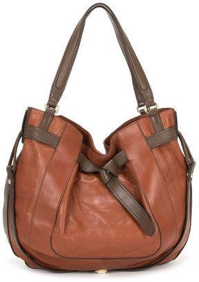 Kooba Parker Shoulder Bag Brown