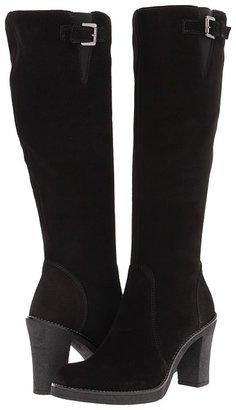 La Canadienne Keith (Black Suede) - Footwear