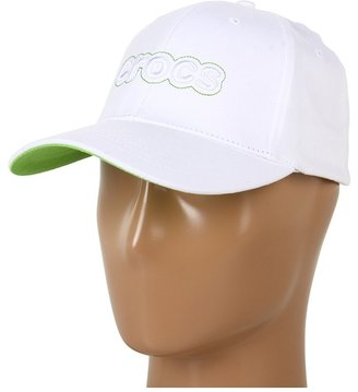 Crocs Tech Flex Fit Cap (White) - Hats