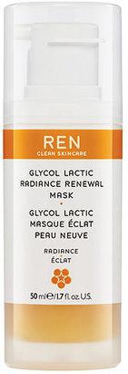 REN Glycol Lactic Radiance Renewal Mask 1.7 oz (50 ml)
