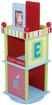 Levels of Discovery CoCaLo Baby Alphabet Soup Revolving Bookcase by
