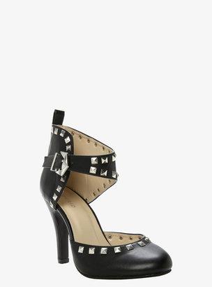 Torrid Studded Ankle Strap Heels (Wide Width)