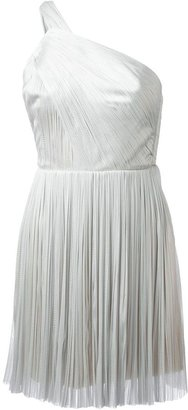 Maria Lucia Hohan pleated one shoulder dress