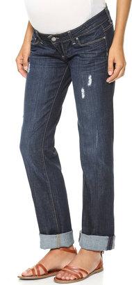 Paige Denim Jimmy Jimmy Maternity Boyfriend Jeans