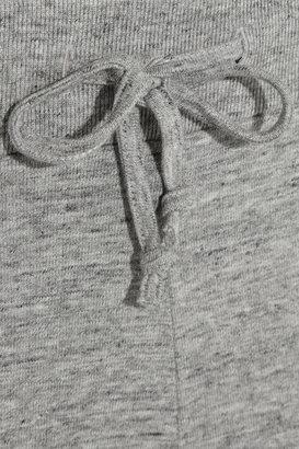 A.P.C. Atelier de Production et de Création Jogging Fin cotton-jersey track pants