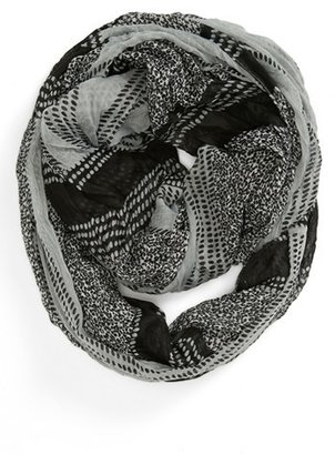 Tarnish 'Variegated Leopard' Infinity Scarf