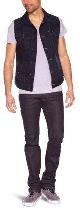 G Star G-Star Men's Slim Tailor Sleeve Less Jacket