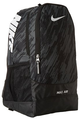 Nike Team Training Max Air Large Backpack-Graphic (Mica Green/Black/White) - Bags and Luggage
