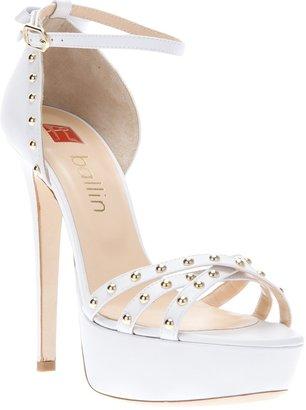 Ballin studded sandal