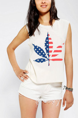 Truly Madly Deeply American High Muscle Tee