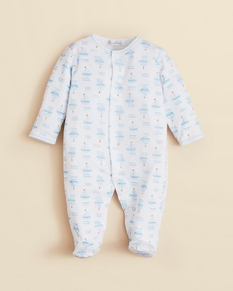 Kissy Kissy Infant Boys' First Mate Footie - Sizes 0-9 Months