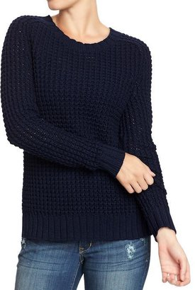 Old Navy Women's Textured-Knit Sweaters