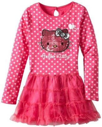 Hello Kitty Girls 2-6X Tutu Dress