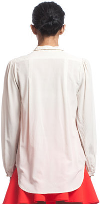 Tracy Reese Lariat Blouse