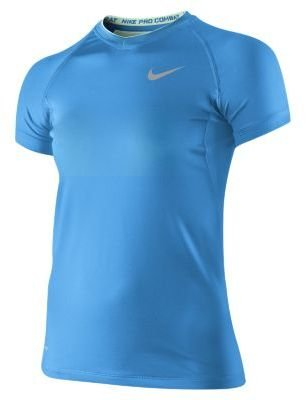 Nike Pro Hypercool Compression Girls' Shirt