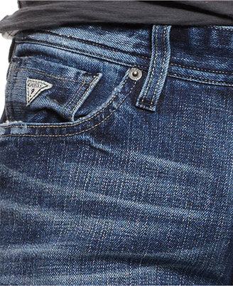 GUESS Desmond Adversary Wash Relaxed Jeans