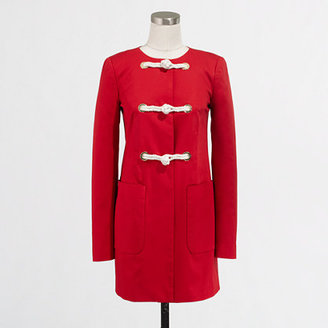 J.Crew Factory Factory toggle pocket coat