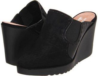 Donald J Pliner Ingrid (Black/Black) - Footwear
