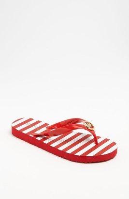 MICHAEL Michael Kors 'MK' Flip Flop