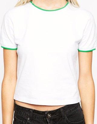 Asos Tipped Neat T-Shirt