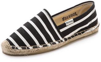 Soludos Classic Stripe Espadrilles