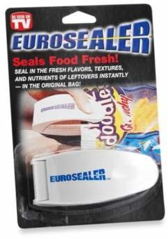 Eurosealer Bag Sealer $9.99 thestylecure.com