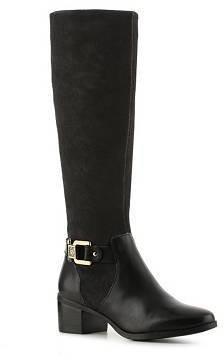 AK Anne Klein Joetta Wide Calf Riding Boot