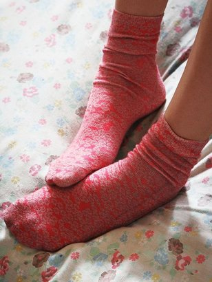 Free People Collection Ankle Sock