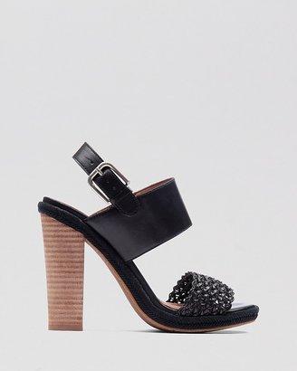Lucky Brand Platform City Sandals - Putnam 2