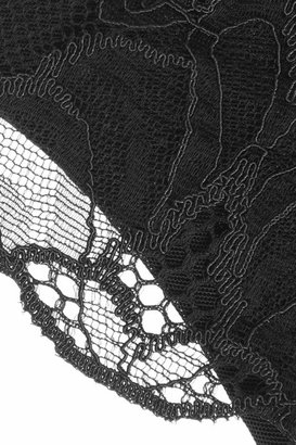 Stella McCartney Erin Wishing lace and stretch-silk thong